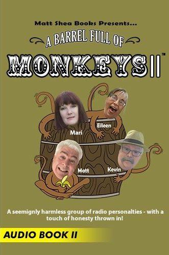 A Barrel Full of Monkeys II Front